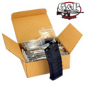 G&P WA/WOC/GBB M4A1 Magazine kit (39rds)(5pcs)(Black)
