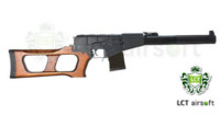 LCT VSS Vintorez  AEG Rifle (Black)