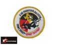 EAIMING F16 FIGHTING FALCON Embroidery Velcro Patch