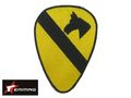 EAIMING HORSE Embroidery Velcro Patch YELLOW