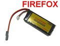 FireFox 11.1V 1300mAh 20C Li-Polymer Battery(Surface Mail Only)