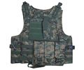 Marine Special Force Full MOLLE System Vest - DWC