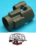 G&P Military Type 30mm Red Dot Sight Cover (OD)