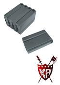 King Arms M14 450 rounds Magazines Box Set (5pcs)