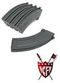 King Arms AK Series 140 rounds Magazines Box Set (5pcs)