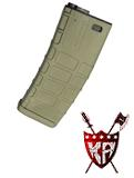 King Arms 360 Rds Magpul PTS PMag for M4 Series - DE