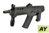 AY SR-3 Vikhr CQB AEG Rifle (Black)