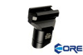 CORE Aluminum 2.5 inch RK-6 Forgrip For 20mm Rail System(Black)