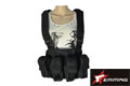 EAIMING Tactical Chest Rig Vest (Black)