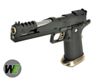 WE Hi-Capa 5.1 Dragon Type C Metal GBB Pistol (Black)