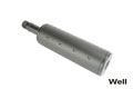 WELL R2 Short Metal Silencer With Barrel Set (14mm CW/CCW)