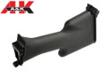 A&K Fixed Stock For M249 SAW MK2 AEG LMG (Black)