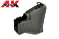 A&K Fixed Stock For M60VN AEG LMG (Black)