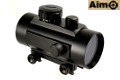 AIMO 1x40mm Red/Green Dot Sight (Black)
