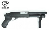 APS M870 MKII-AOW Co2 Gas Bolt Shotgun (Black)