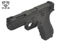 APS Black Hornet Semi & Auto CO2 Pistol (Black)
