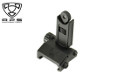 APS Metal Phantom Low Profile Flip Up Rear Sight (Black)