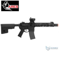 "ARES Bros ""Warthog"" Licensed 10 inch SBR M4 AEG Rifle (Black"