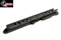 ARES Metal Quick Detach 20mm Top Rail For FNC AEG Rifle (Black)