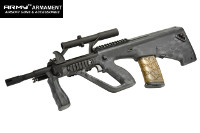 ARMY AUG-A1 Carbine Bullpup AEG Rifle (Kryptek Typhoon)