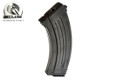 Battleaxe 110 Rounds Magazine For AK-47 Series AEG Rifle (Black)