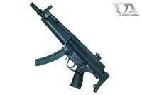 Classic Army MP5A3 AEG SMG (Black)