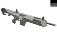 CSI Airsoft S.T.A.R. XR-5(FG-1503) AEG AMB Rifle (Grey)