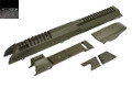 CSI Airsoft XR-5 AEG Rifle Conversion Kit (Olive Drab)
