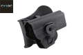 CYTAC Quick Draw Holster For G19 Pistol (Black)