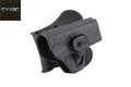 CYTAC Quick Draw Holster For M&P Compact Pistol (Black)