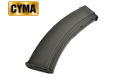 CYMA Hi-Cap 800rds Magazine for AK AEG(Black)