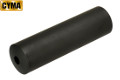 CYMA Metal SD Style Silencer (14mm CCW, Black)