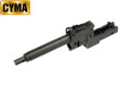 CYMA Rear Sight Black And Dummy Gas Tube For AK47 AEG Rifle