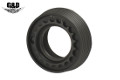 G&D Metal Delta Ring For M4/M16 DTW AEG Rifle (Black)