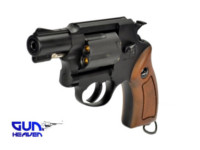 Gun Heaven 733B 2 inch 6mm Co2 Revolver (Black)