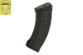 Golden Eagle 600 Rounds Waffle Magazine For AK-47 AEG Rifle (BK)
