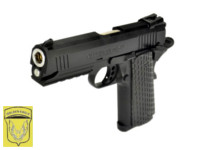 Golden Eagle OPS Desert Warrior 4.3 GBB Pistol (Black)