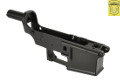 Golden Eagle M4 Lower Receiver Frame For M4 AEG Rifle (Black)