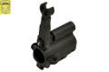 Golden Eagle Flip-Up Front Sight Base For HK416 AEG Rifle (BK)