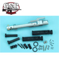 G&P Chromic Coating GBB Roller Bolt Carrier Set A