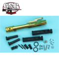 G&P GBB Roller Bolt Carrier Set A (Gold Chromic Coating)
