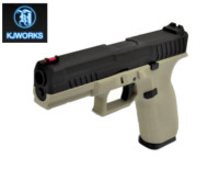 KJ Works KP13 CO2 GBB Pistol (Gray)
