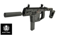 KRYTAC Official Licensed KRISS Vector AEG with Silencer (Black)