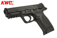 KWC S&W M&P40 CO2 Blowback Pistol (Black, 6mm BB)