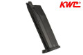 KWC Metal 15 Rounds CO2 Magazine For M&P40 CO2 Pistol (Black)