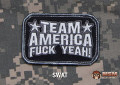 MSM Team America Patch- SWAT