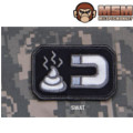 MSM Shit Magnet Patch - SWAT