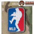 MSM Major League Doorkicker Patch- Color