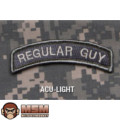MSM Regular Guy Patch - ACU Light