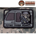 MSM Flying Trunk Monkey Patch - ACU